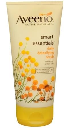 Aveeno Aveeno Active Naturals Smart Essentials Daily Detoxifying Scrub