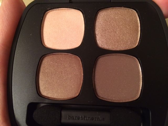 Bare Escentuals ReadyEyeshadow 4.0 The Truth