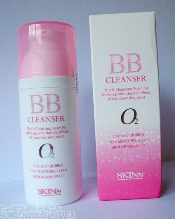 Skin79 BB Cleanser