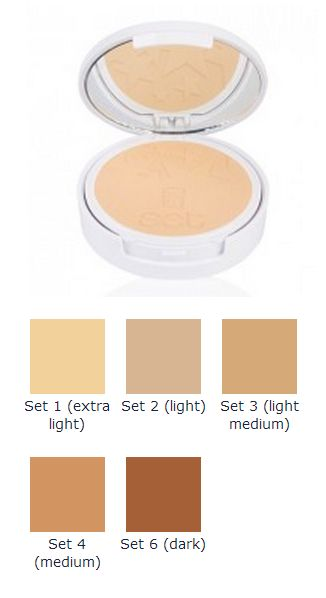 Napoleon Perdis NP Set Pasarella Powder Foundation