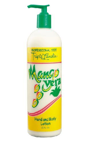 Triple Lanolin Mango Vera Lotion/Creme
