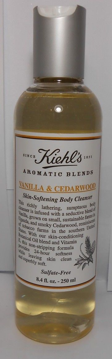 Kiehl's Vanilla & Cedarwood