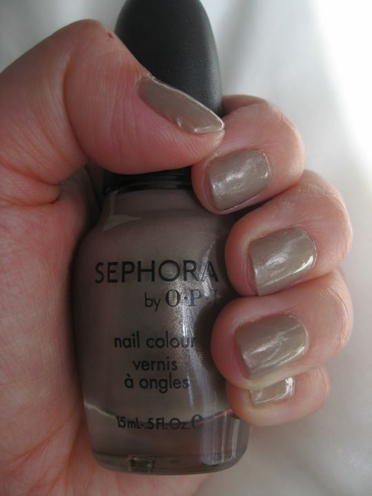 Sephora  Sephora by OPI - Under My Trench Coat