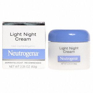 neutrogena light night cream reviews photo ingredients makeupalley. Black Bedroom Furniture Sets. Home Design Ideas