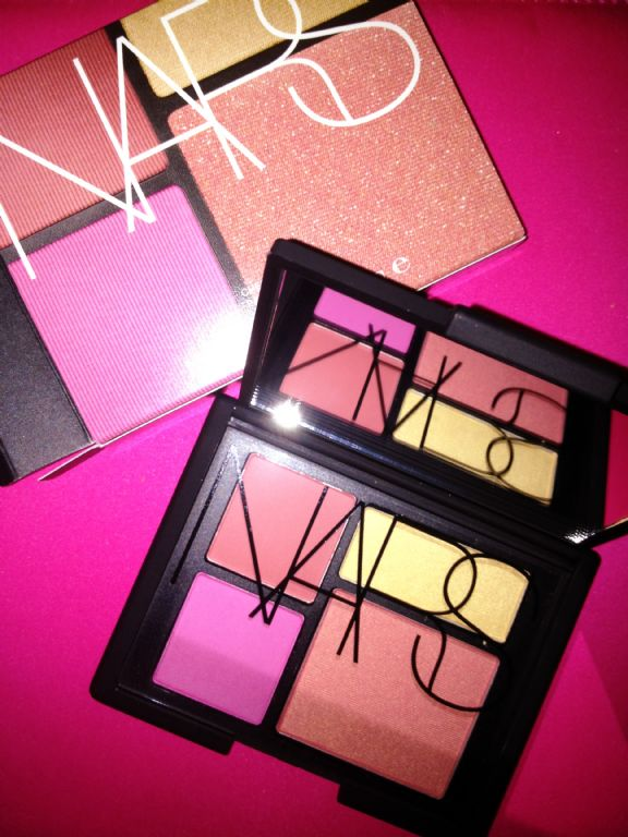 NARS Foreplay Cheek Palette