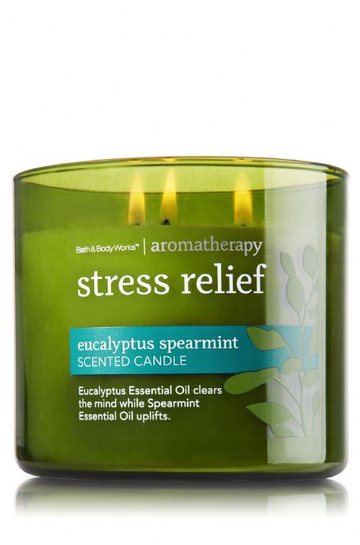 Bath and Body Works Eucalyptus Spearmint
