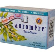 Aurom�re tulsi neem soap