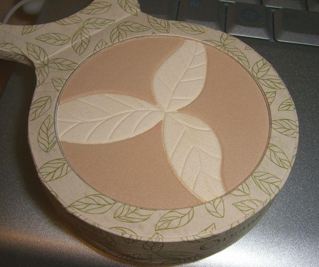 Physicians Formula Organic Wear Pressed Powder - Translucent Light