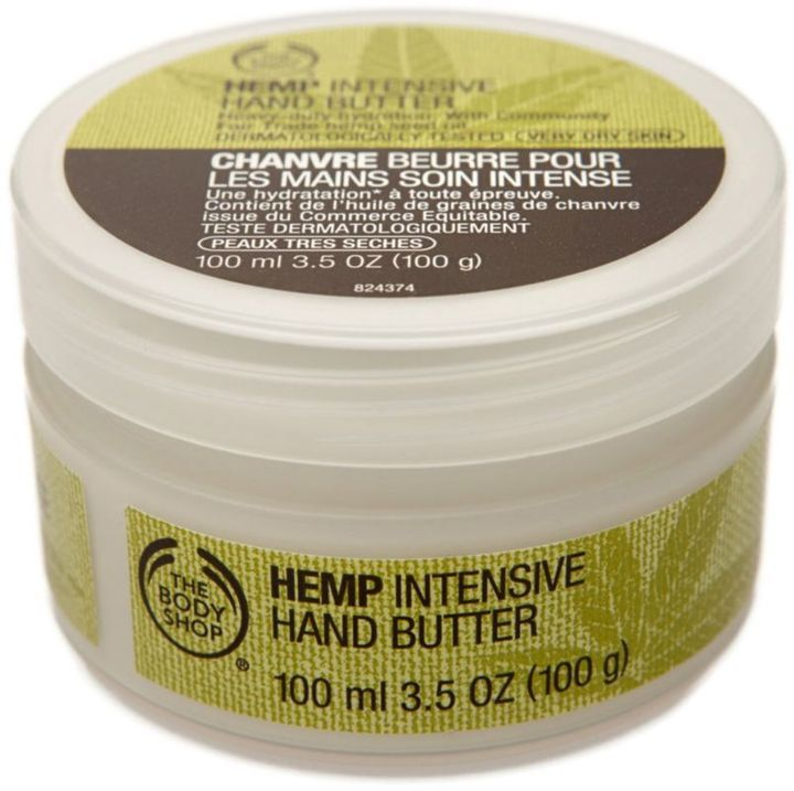 The Body Shop Hemp Intensive Hand Butter