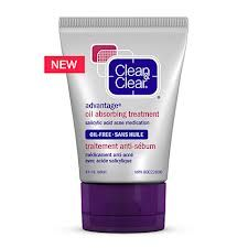 Clean & Clear Advantage Oil Absorbing Treatment [DISCONTINUED]