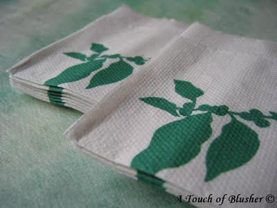 Starbucks - Napkins