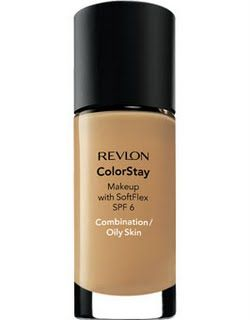 Revlon ColorStay Makeup with SoftFlex SPF 6 for Combination/Oily Skin