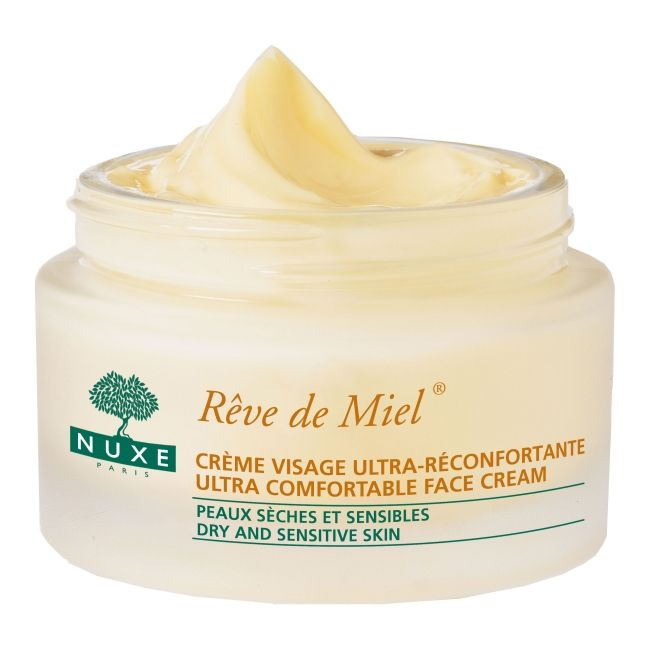 Nuxe Reve de Miel Ultra Comfortable Face Cream - DAY