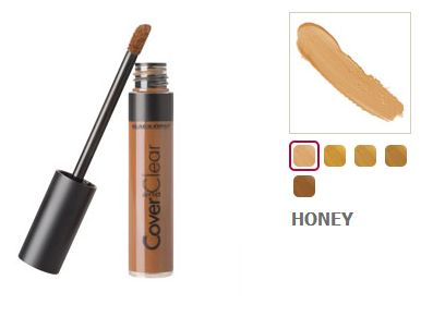 Black Opal Cover and Clear Concealer