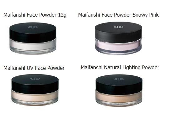 Koh Gen Do Face Powder