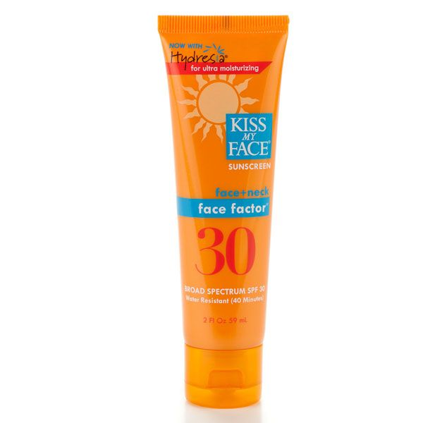 Kiss My Face Face Factor Face + Neck SPF30