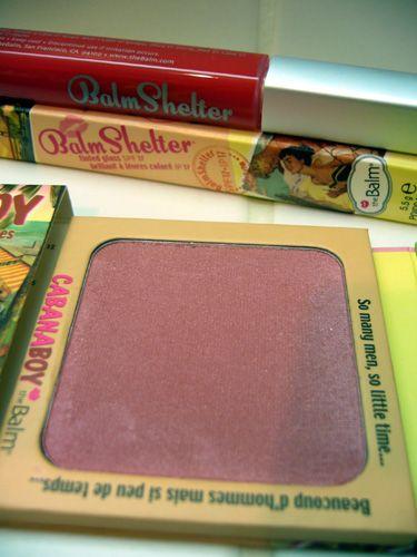 TheBalm BalmShelter SPF 17 Tinted Gloss - Pin-Up Girl