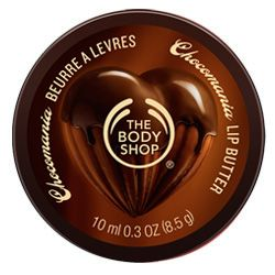 The Body Shop Chocomania Lip Butter