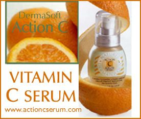 Nature's Dermatology Action C Serum