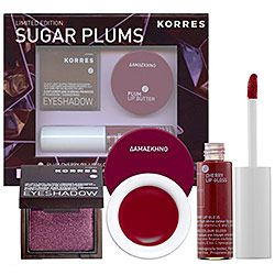 Korres Lip Butter - Plum