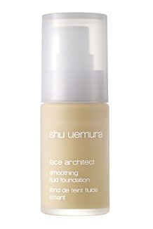 Shu Uemura Face Architect Smoothing Fluid Foundation ] [DISCONTINUED]