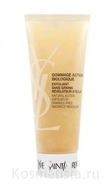 Yves Saint Laurent Gommage Action Biologique Sans Grains
