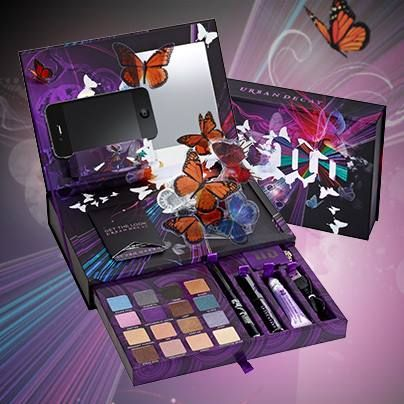 Urban Decay Book of Shadows Vol. IV