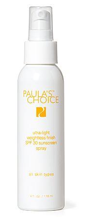 Paula's Choice SPF 30 Normal to Oily Waterproof Sunscreen