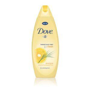 Dove Energize Grapefruit & Lemongrass Bodywash