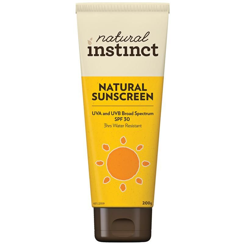 Natural Spf For Face