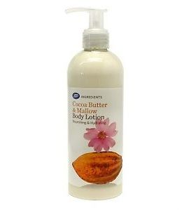 Boots  Cocoa Butter & Mallow Body Lotion for Dry Skin