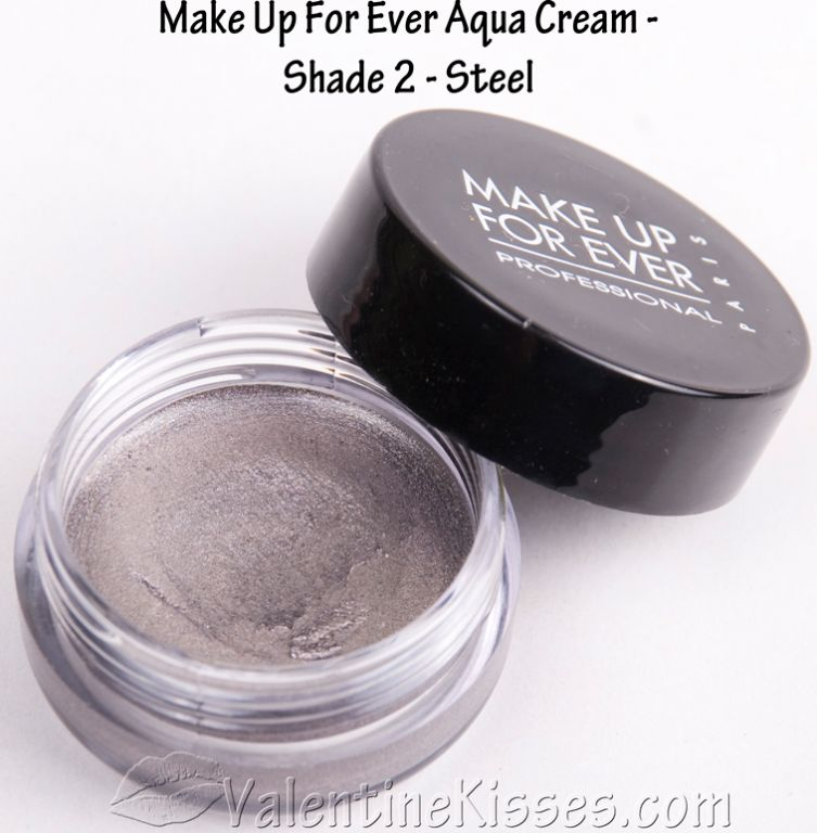 Make Up For Ever Aqua cream - #2 Steel Taupe