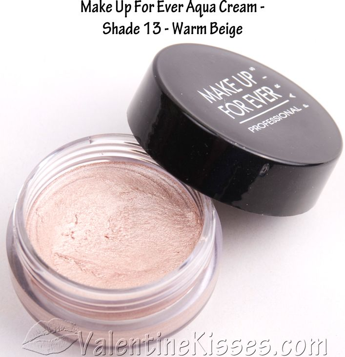 Make Up For Ever Aqua Cream 13 - Warm Beige