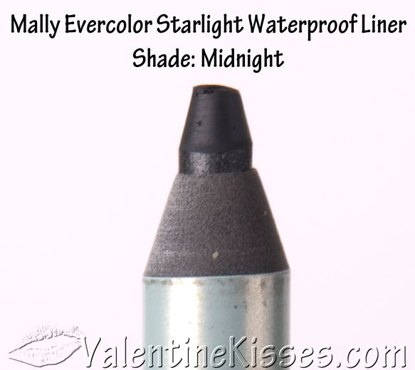 Mally Beauty Waterproof Evercolor Starlight eyeliners