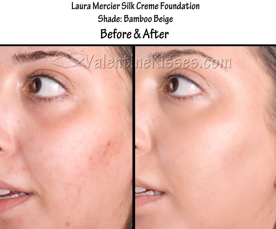Laura Mercier Silk Creme Foundation [DISCONTINUED] reviews