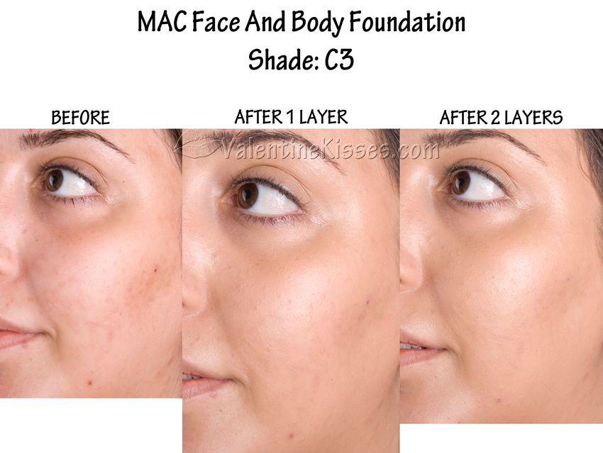 Mac Face And Body N3