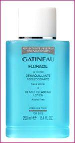 Gatineau  floracil eye makeup remover