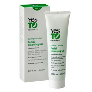 Yes To Carrots Yes to Cucumbers Calming Facial Cleansing Gel