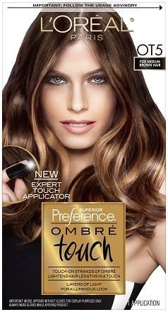 Amazoncom LOreal Paris Hair Color Root Cover Up Hair