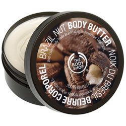 The Body Shop Body Butter - Brazil Nut