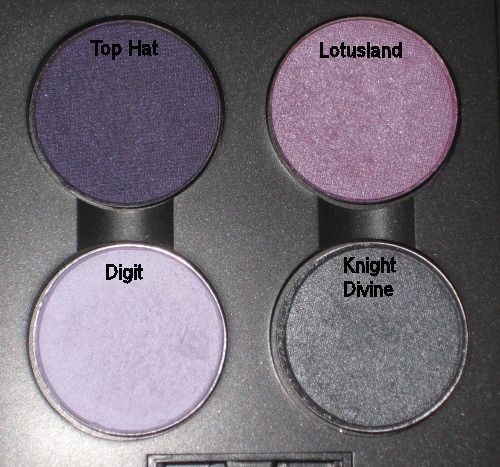 MAC Veluxe Pearl - Knight Divine