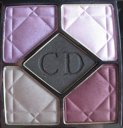 Dior 5-Colour Eyeshadow - Night Butterfly 173 Fall 2009