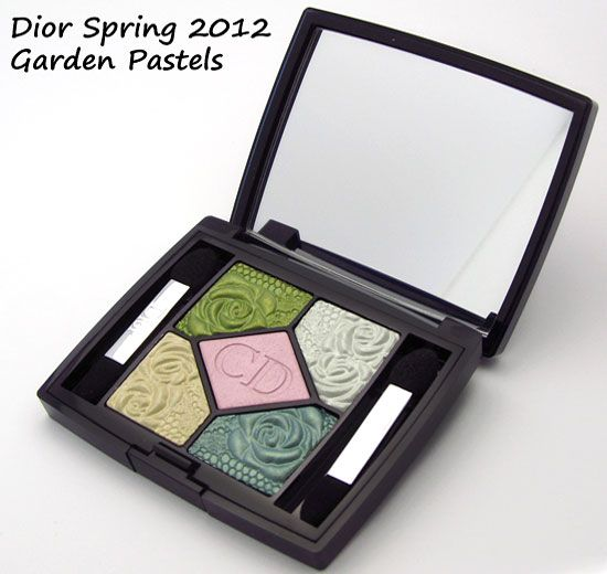 Dior 5 Color Eyeshadow - Garden Pastels 441