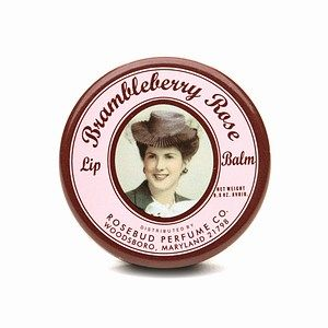 Smith's Rosebud Salve Brambleberry Rose lip balm