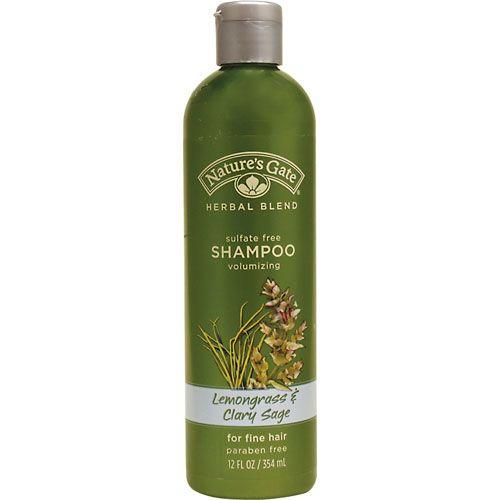 Nature's Gate Clary Sage Shampoo
