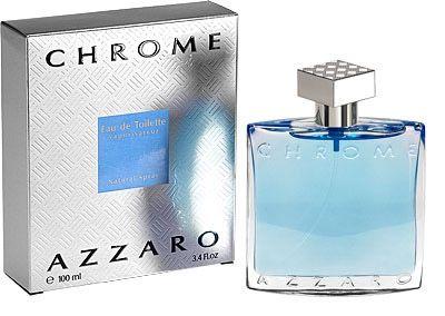 Azzaro Men's Fragrance in Chrome