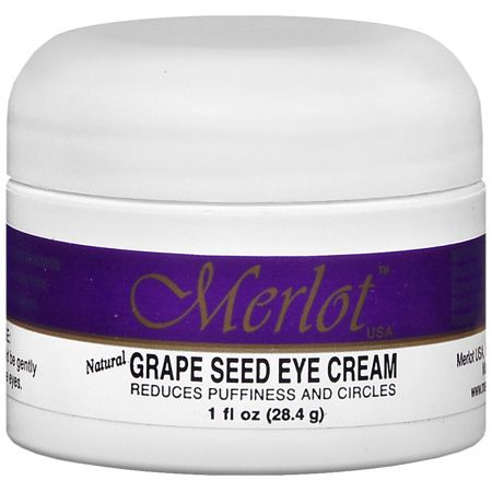 Merlot Grape Seed Eye Cream