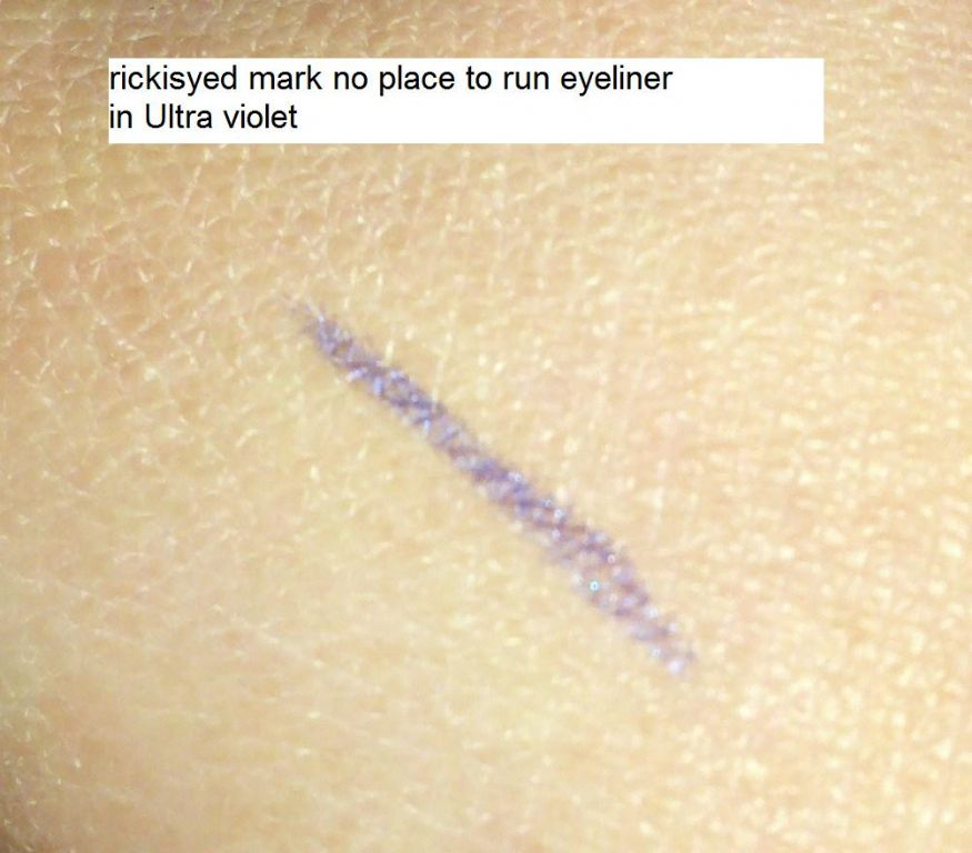 mark No Place To Run (longwear eyeliner)