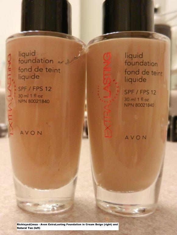 Avon Extralasting Foundation SPF 12