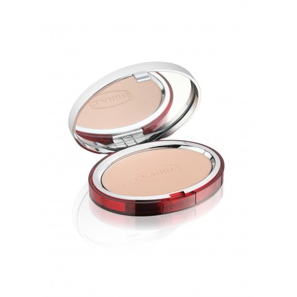 Clarins Shine Stopper Powder Compact in 10 Translucent [DISCONTINUED]